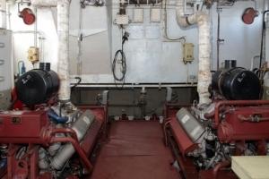 Löschsysteme für Schiffe