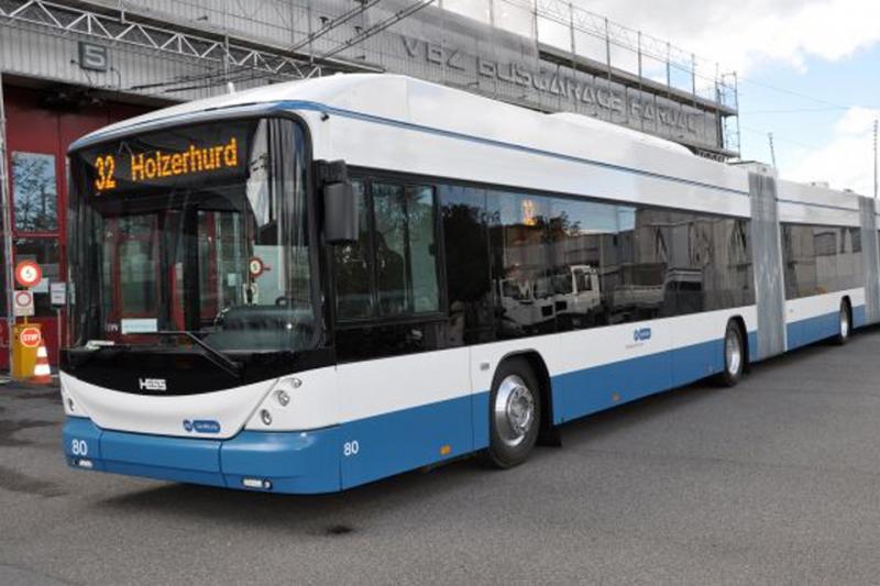 Löschsysteme für Busse